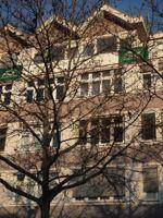 Venenzentrum Steglitz, Außenansicht