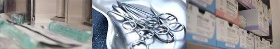 Entfernung von Krampfadern durch Stripping-Operation